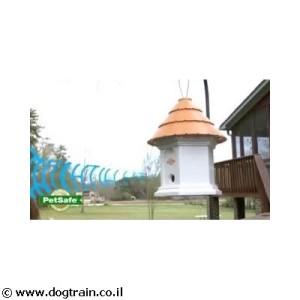 מונע נביחות כלבים אולטרסוני לבית ולחצר