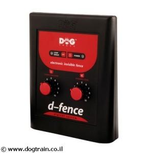 משדר נוסף לגדר חשמלית לכלב של חברת DOGtrace