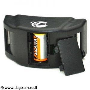 DogTrain-52 קולר נגד נביחות ויללות לכלבים מ 10 קג ומעלה