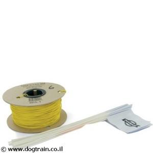 גדר חשמלית לכלב מגזע קטן ובינוני של PetSafe האמריקאית