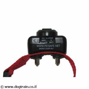 קולר נוסף לכלבים מגזע קטן ובינוני לגדר חשמלית לכלב של חברת PetSafe