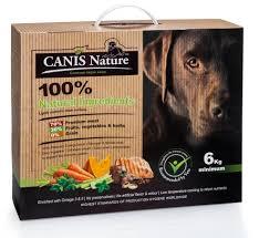 CANIS Nature עוף- מזון 100% טבעי רך לכלבים עם 70% בשר וללא דגנים