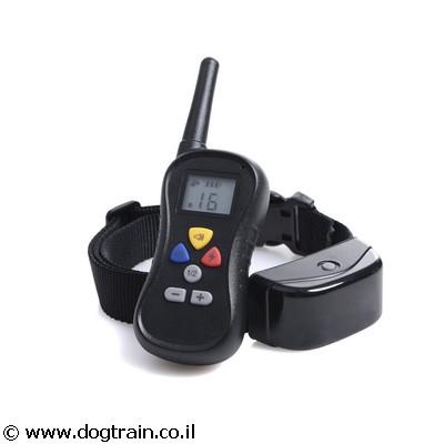 מערכת קולר אילוף אלחוטי DogTrain73B