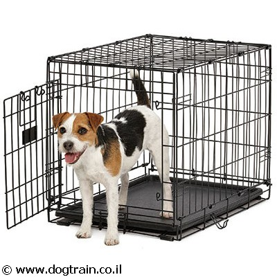 dog training cage bigel 2 doors
