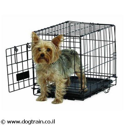 MidWest Life Stages Single Door Small Dog Crate