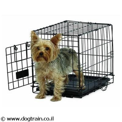 dog training cage yorkshire 2 doors