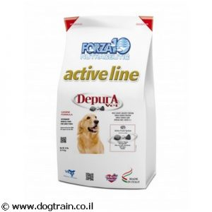 "Forza10 Depura Vet-מזון רפואי 10ק""ג לכלבים"