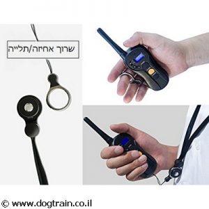 DogTrain-73s-קולר אילוף אלחוטי לכלבים בינוניים עד גדולים ועקשנים מאוד