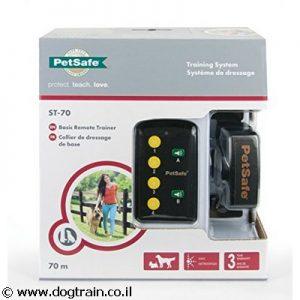 PetSafe ST-70-קולר אילוף אלחוטי לכלבים מכל הגזעים