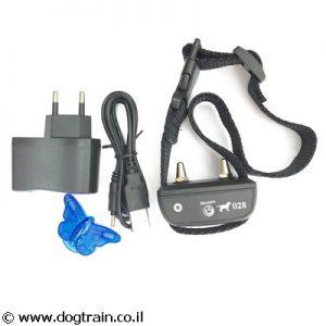 קולר נטען נוסף לגדר חשמלית לכלב לפנים הבית