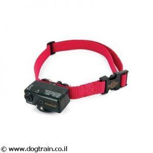PetSafe Deluxe-300 קולר חשמלי נגד נביחות לכל הגזעים עם אפשרות לשינוי מדרגי הזרם