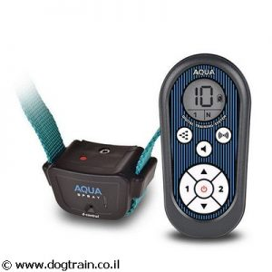 DOGTRACE d-control Aqua 900-קולר אילוף אלחוטי ספריי