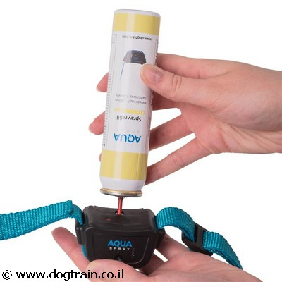 dogtrace-aqua-dog-spray-collar-filling