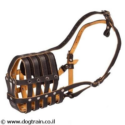 padded-dog-training-muzzle-for-dogs