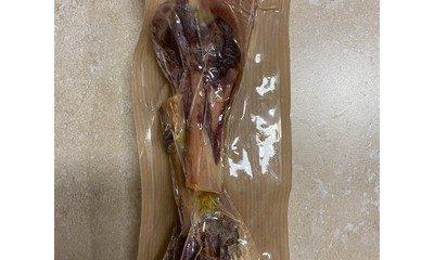 2 חצאי עצמות