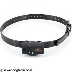 sportdog NOBARK 18-קולר חשמלי נגד נביחות לכל הגזעים עם אפשרות לשינוי מדרגי הזרם