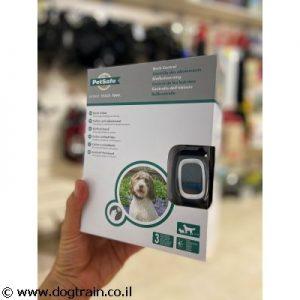 קולר נגד נביחות PetSafe דור חדש עם מערכת למידת הנביחה
