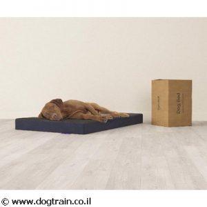 מזרן PANDA לכלבים עשוי ויסקו עם כיסוי נשלף לניקוי בכביסה