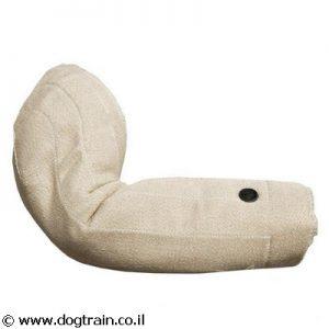 שרוול נשיכה לכלב בוגר עשוי מבד יוטה