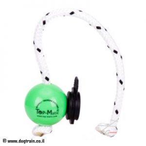 'המשחק האולטימטיבי'-כדור גומי ירוק חזק במיוחד עם סט מגנטים