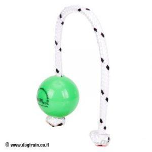 כדור גומי ירוק- חזק במיוחד