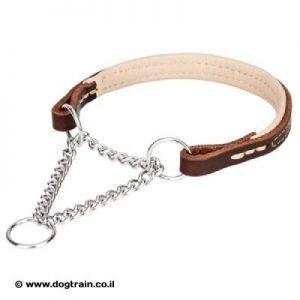 קןלר חצי חנק לכלבים קטנים- עשוי בעבודת יד
