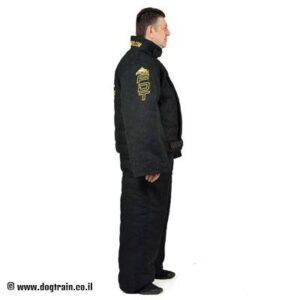 חליפת נשיכה משטרתית להגנה מלאה על הגוף – PBS2