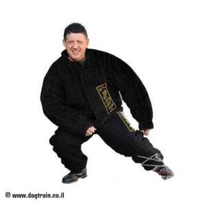 חליפת נשיכה מפשתן צרפתי להגנה מלאה על הגוף – PBS6