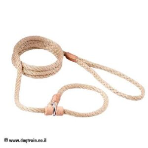 Alvalley Slip Lead With 2 Stopper רצועה לכלב